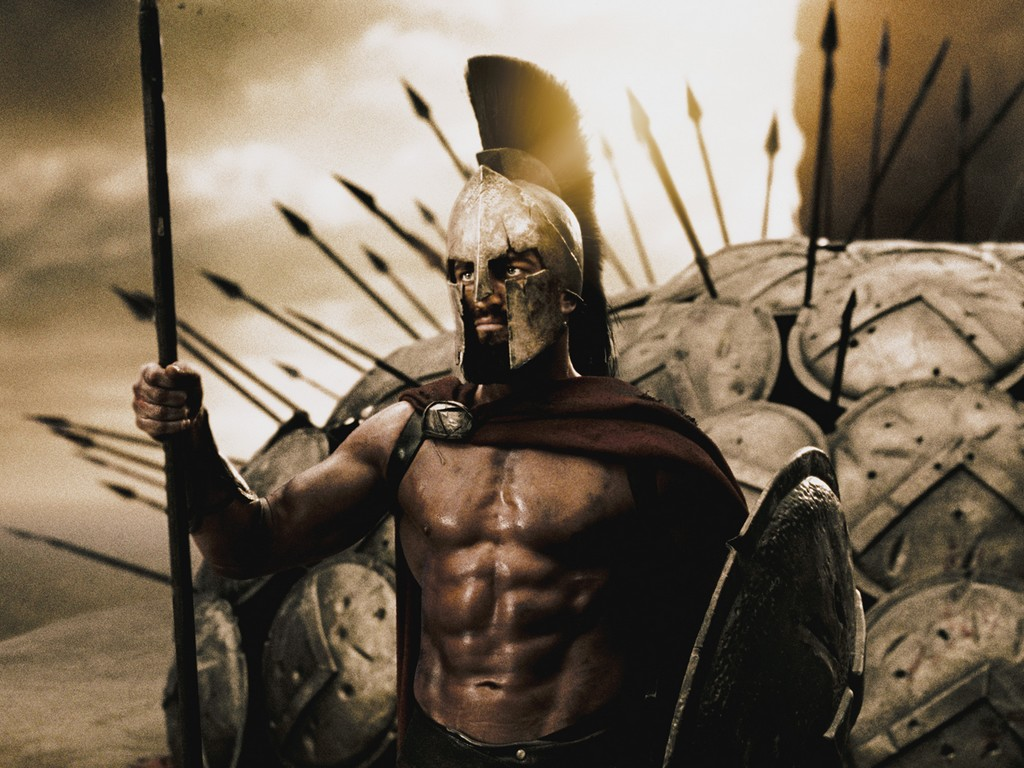 Leonidas and the spartans | THE PHILOSOPHY OF EVERYTHING