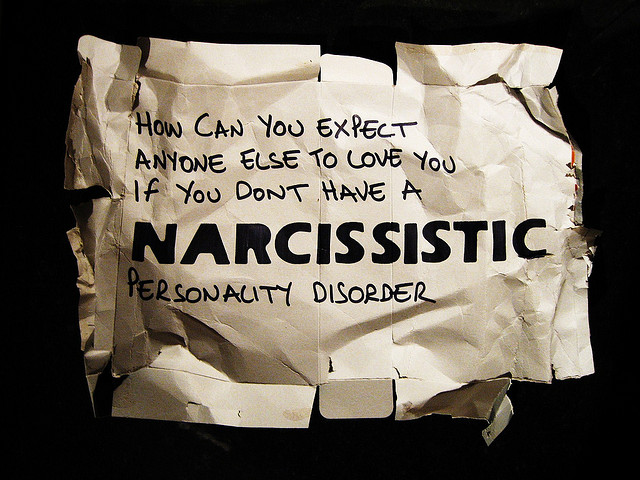 How narcissistic men treat women