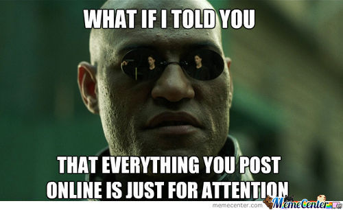 Attention-Seeker-