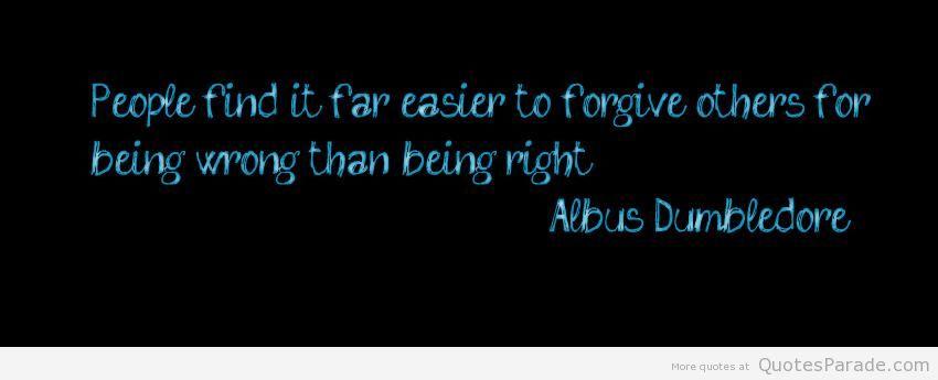Best Albus Dumbledore Quote