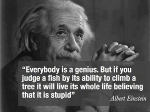 Best Einstein Quote Genius