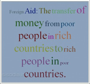 food aid benefits rich countries as Providing aid to refugee camps can benefit and found that refugees can benefit the host country where refugees received most of their transfers in food aid.