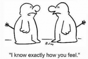 Cognitive Empathy understanding your partner
