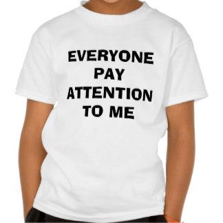 attention seeking shirt