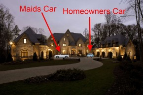 home owners with old cars