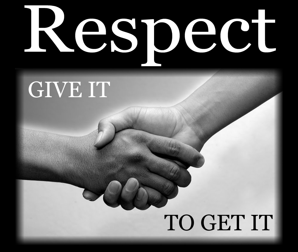 AK Value of the month (April): Respect everyone and be ...
