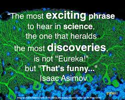 isaac asimov quote on science