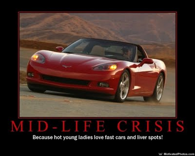 Mid Life Crisis and Corvette