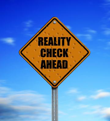 reality check coming