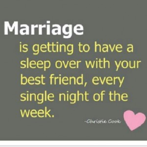 Best Marriage Quote