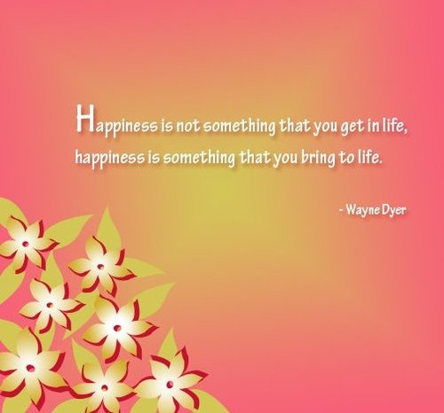 Wayne Dyer Best Sayings Quotes Life Happiness