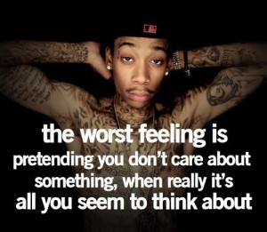 best wiz khalifa quote on feelings