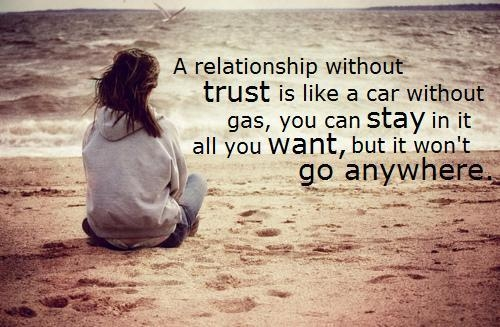 Image result for trust in a relationship